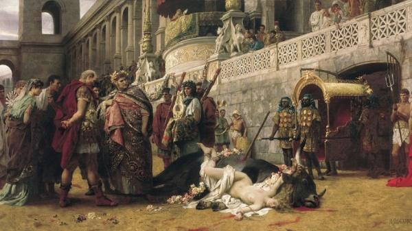 История: Кого в Европе обвиняли в людоедстве