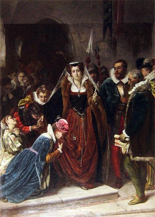 История: Царственные узники