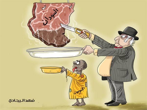 Политика: Судан очень даже независимый, демократичный и мирный