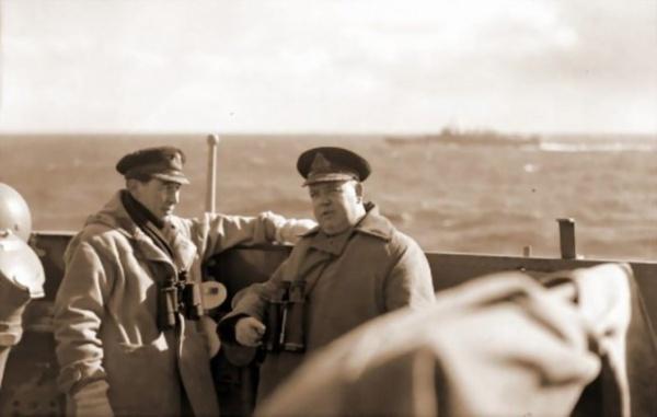 Интересное: Крейсер «Эдинбург» и «Золото Сталина»