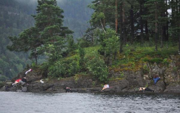 Криминал: Семь лет бойне на норвежском острове