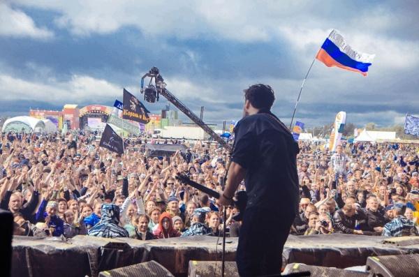 Новости: Отказавшиеся от выступления на «Нашествии» музыканты  ранее собирали деньги «бойцам АТО