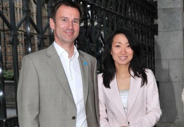 Интересное: Новый глава МИД Британии назвал свою жену-китаянку японкой