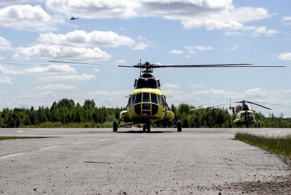 Происшествия: 18 человек погибли при крушении вертолёта в Красноярском крае