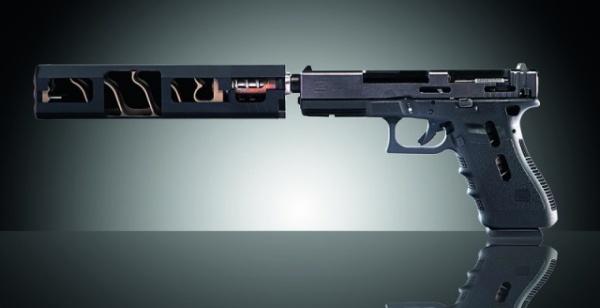 Интересное: Как устроен оружейный глушитель