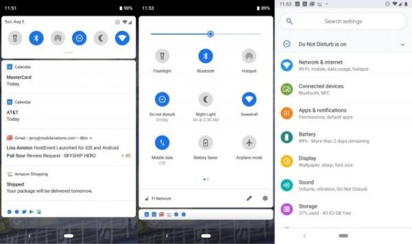 Технологии: Google выпустила Android 9.0 Pie