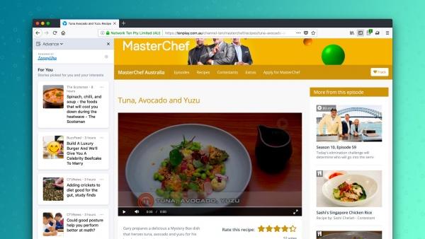 Технологии: В Firefox началось тестирование системы рекомендации контента на основе активности пользователя