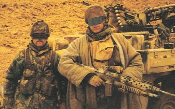 Война: Ошибки спецназа