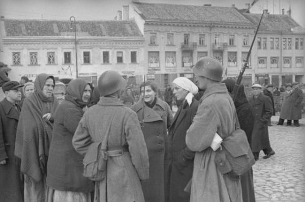 Прибалтика: Присоединение Прибалтики к СССР в 1940 году