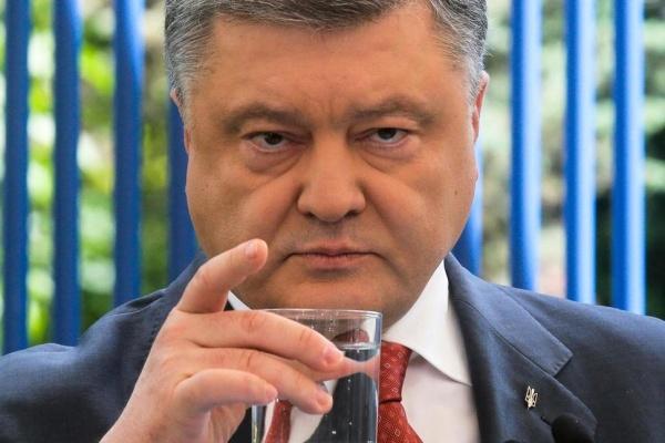 Украина: Порошенко обвинил Москву во вмешательстве в выборы на Украине