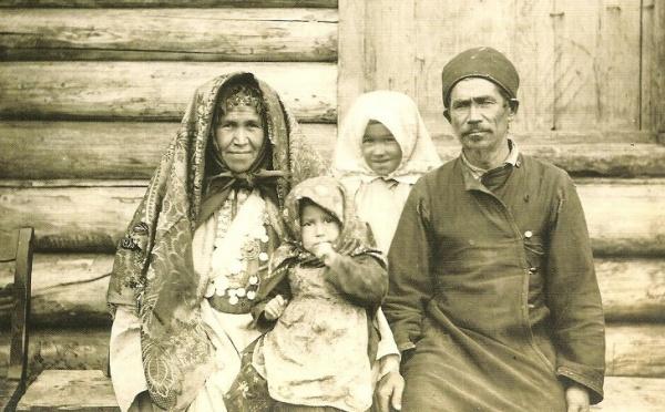 История: Древние народы России