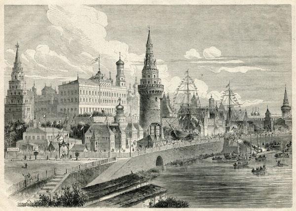 Интересное: Подземный Кремль
