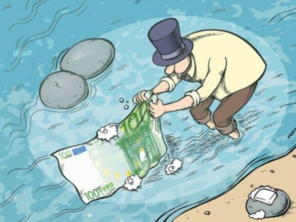 Коррупция: Крупнейший коммерческий банк Дании Danske Bank признался в отмывании миллиардов долларов через отделение в Эстонии отметили