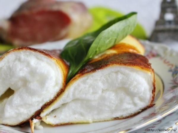 Полезные советы: Французская кухня. Омлет матушки Пуляр