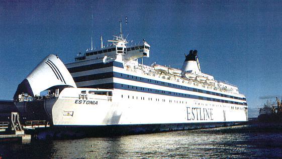 История: 24 года назад затонул паром Эстония