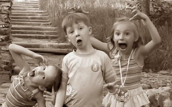 Юмор: Детские страшилки