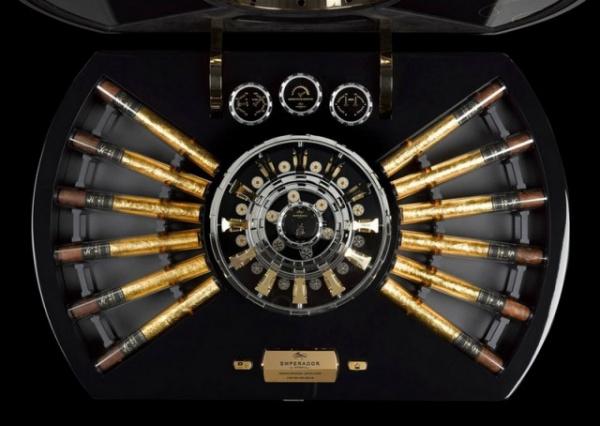 Интересное: Emperador - хьюмидор за миллион долларов!