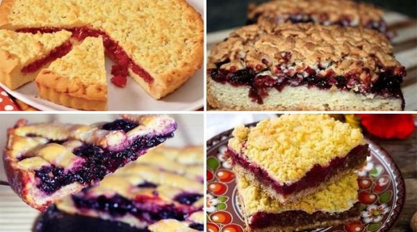 Полезные советы: Пироги с вареньем