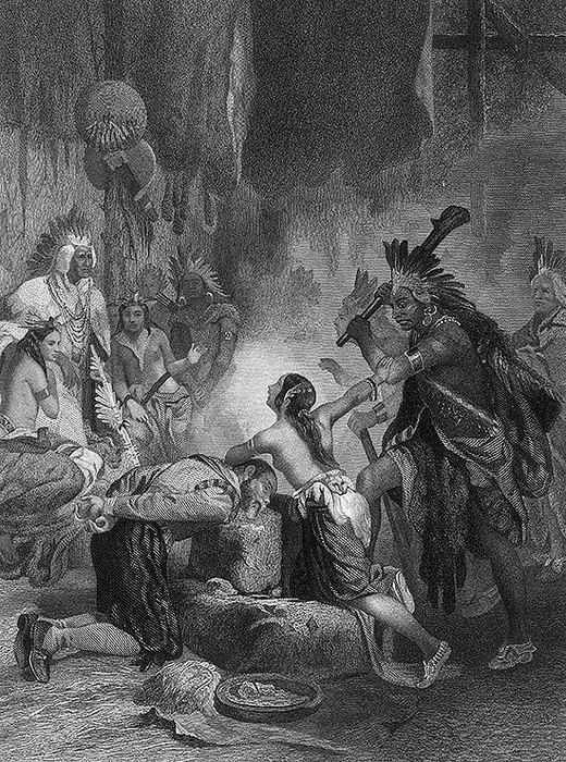 История: Настоящая история Покахонтас