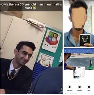Безумный мир: В Англии заподозрили 15 летнего школьника что он 30-летний мигрант из Ирана