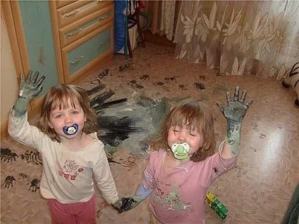 Семья: Ох уж эти детишечки