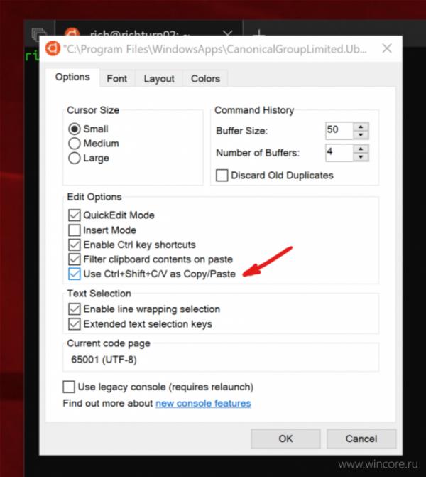 Технологии: Windows 10 October 2018 Update: новшества для Подсистемы Windows для Linux