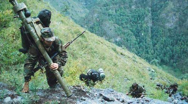 Война: Вторая чеченская война