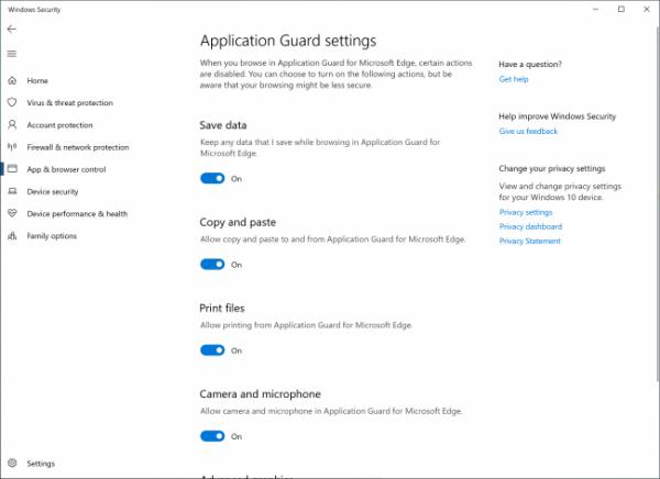 Технологии: Windows Insider сборка 18277