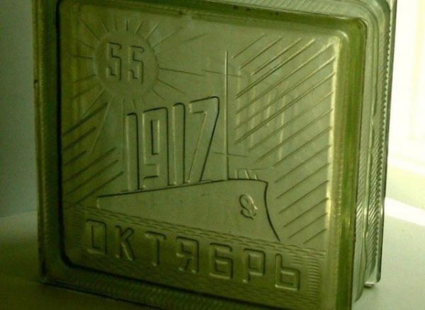 Интересное: Стеклоблоки в СССР