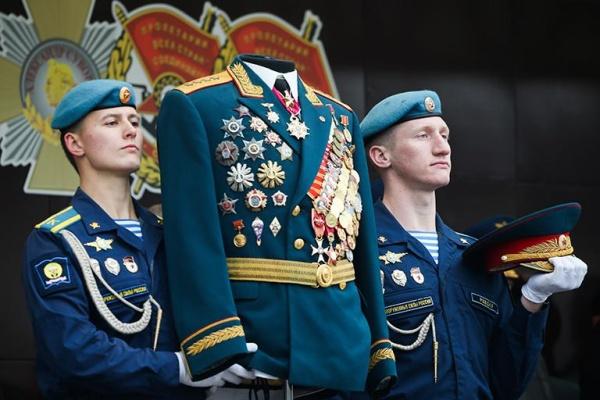 Даты: Рязанское десантное училище отмечает вековой юбилей