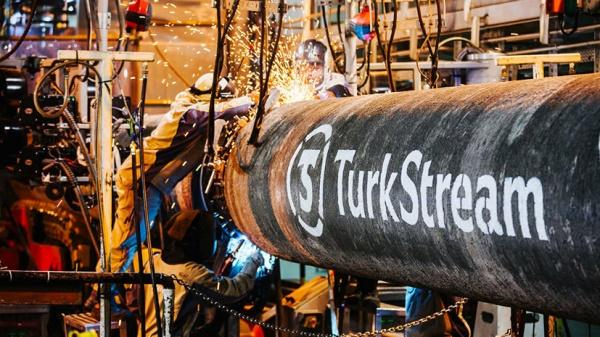 Экономика: Сегодня в Стамбуле Путин и Эрдоган примут участие в церемонии окончания прокладки подводной части трубопровода