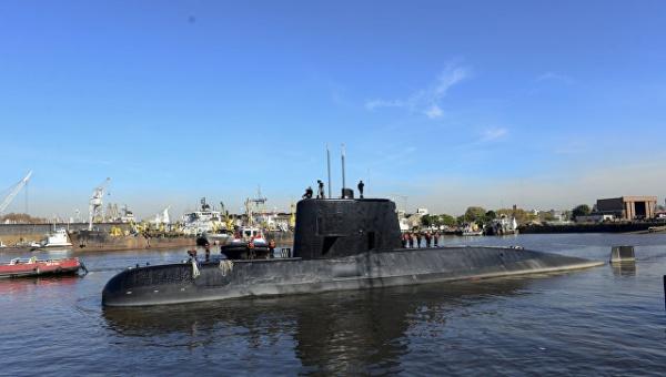 Происшествия: Аргентинские эксперты восстановили возможный сценарий гибели подводной лодки «Сан-Хуан»