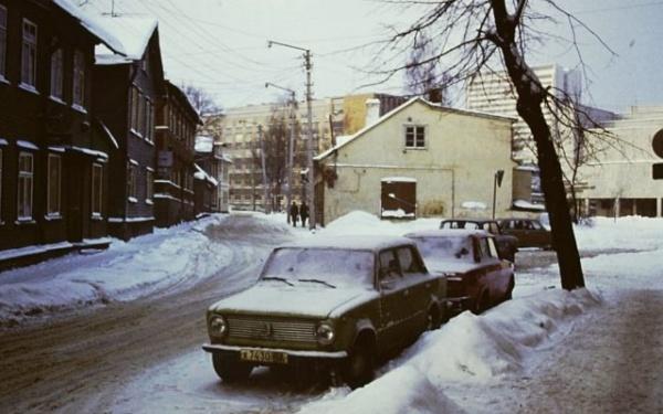Страны: Советская Эстония