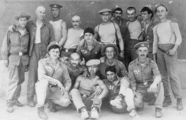 Война: Мусульманские батальоны спецназа ГРУ