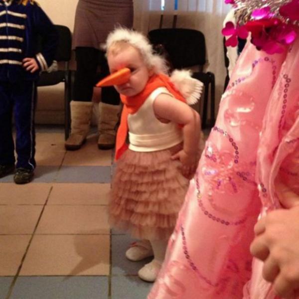 Безумный мир: Новогодние костюмы:-)