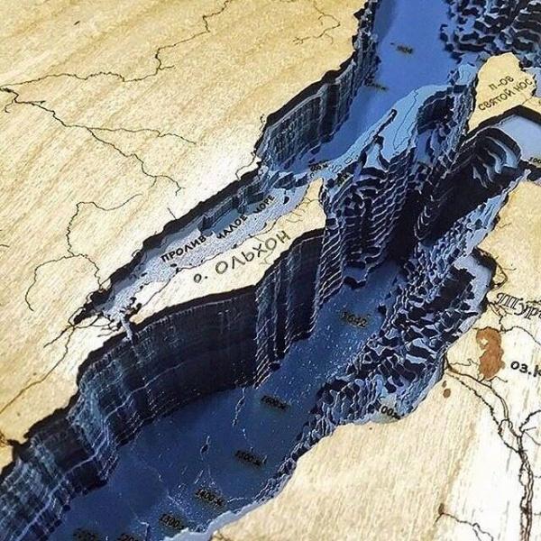 Природа: Представим Байкал без воды
