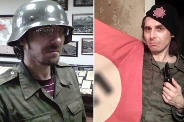 Блог djamix: Ставропольскому наемнику Генриху, служившему на стороне  украинского нацбата, вынесли приговор