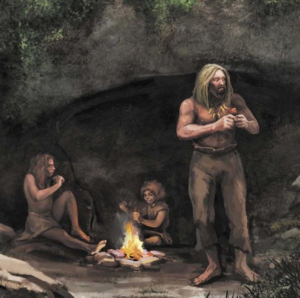 История: Каннибализм, убийства и другие Байки из грота: какими были наши предки