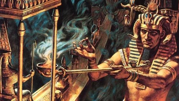 Интересное: Кто первым додумался курить марихуану?