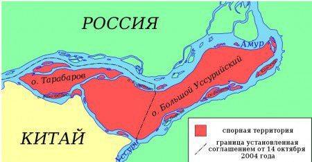 Политика: Как и зачем Путин отдал Китаю острова и территории