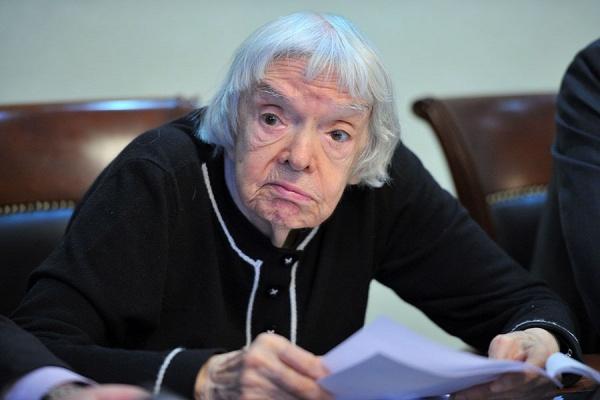 Личность: Умерла Людмила Алексеева
