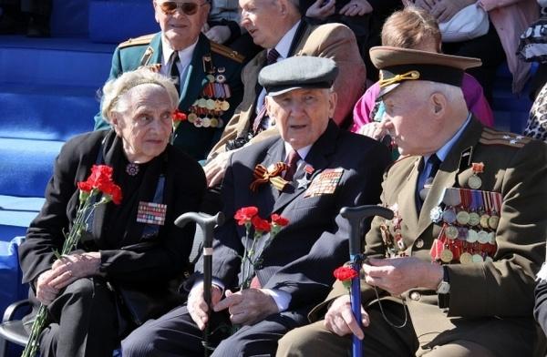Право и закон: Ветераны Великой Отечественной войны получат материальное обеспечение в 44 тыс. рублей
