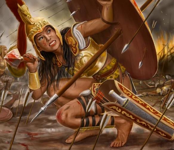 История: Кто такие амазонки?