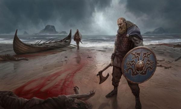История: Правосудие викингов