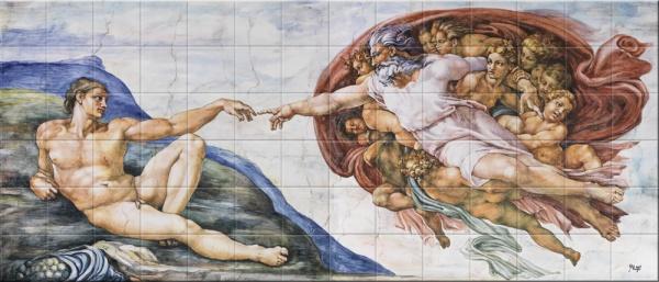 История: Микеланджело