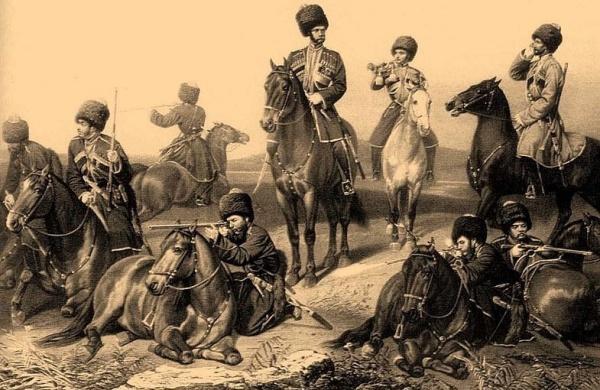 История: Русские войны за Кавказ