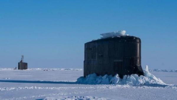Интересное: Пентагон вновь готов направить в Арктику ударную авианосную группу