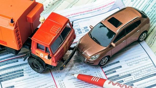 Новости: Водители смогут по-новому оформлять ДТП