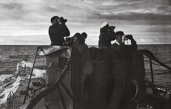 Интересное: Подводная лодка U-96