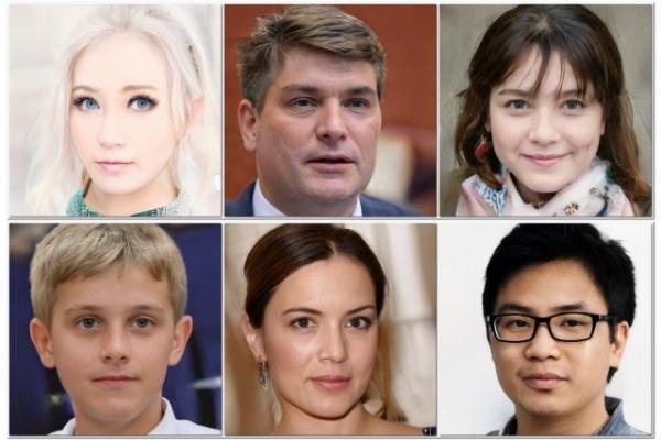 Интересное: Вглядитесь в эти лица